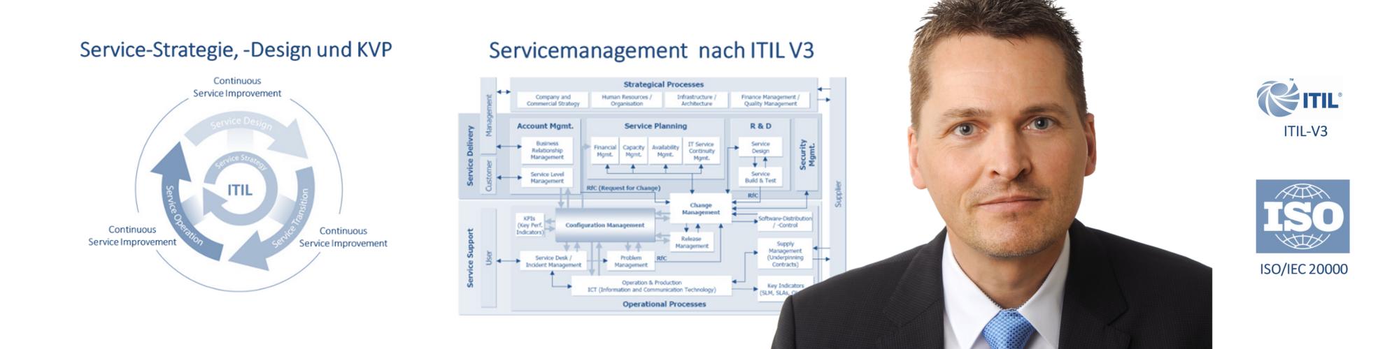 Dienstleistungen Servicemanagement